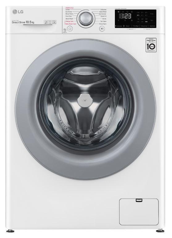 LG F4V310WSE Washing Machine