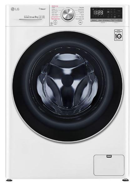LG F4V509WS Washing Machine