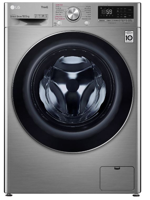 LG F4V710STSE Washing Machine