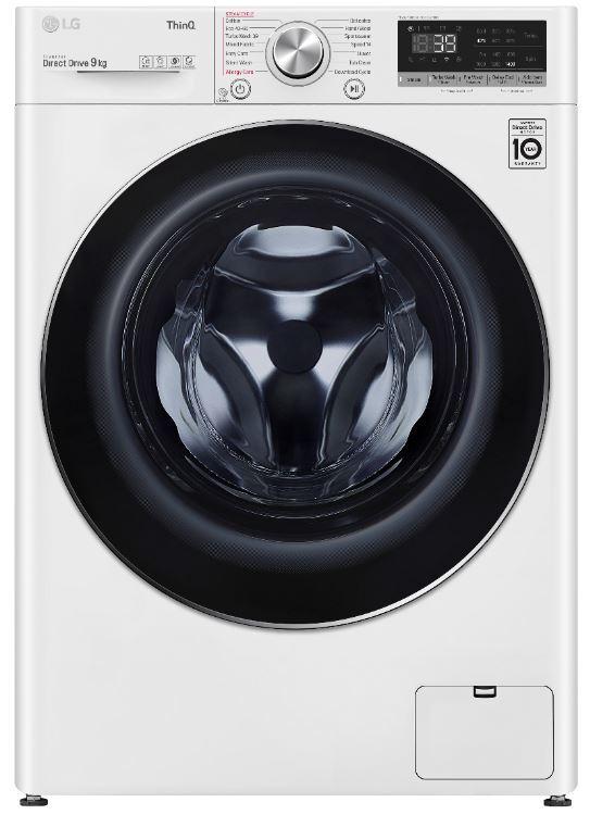 LG F4V909WTSE Washing Machine