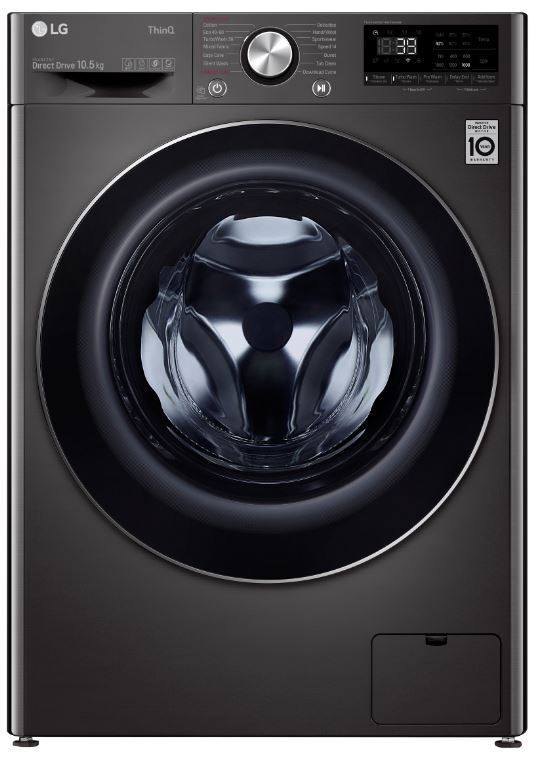LG F6V1010BTSE Washing Machine