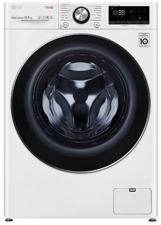 LG F6V1010WTSE Washing Machine