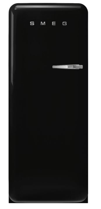 Smeg FAB28LBL5UK Retro Tall Fridge with Ice Box