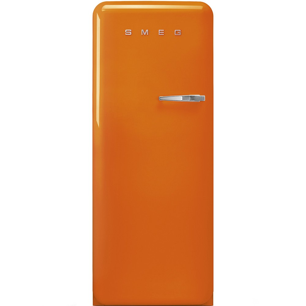 Smeg FAB28LOR3 Retro Tall Fridge with Ice Box