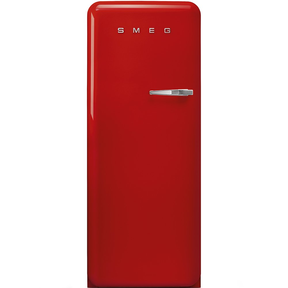 Smeg FAB28LRD3UK Retro Tall Fridge with Ice Box