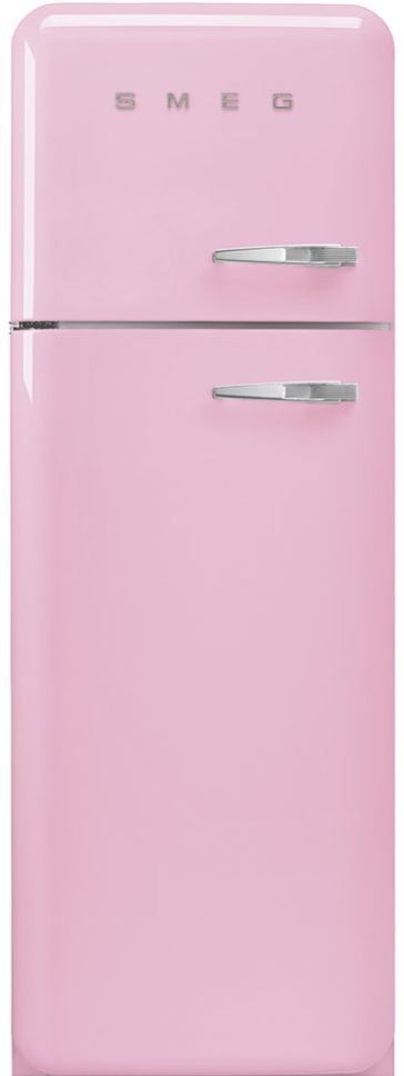 Smeg FAB30LPK5 Retro Static Fridge Freezer