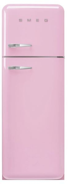 Smeg FAB30RPK5 Retro Static Fridge Freezer