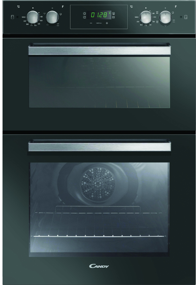 Candy FC9D815NX Double Built In Electric Oven