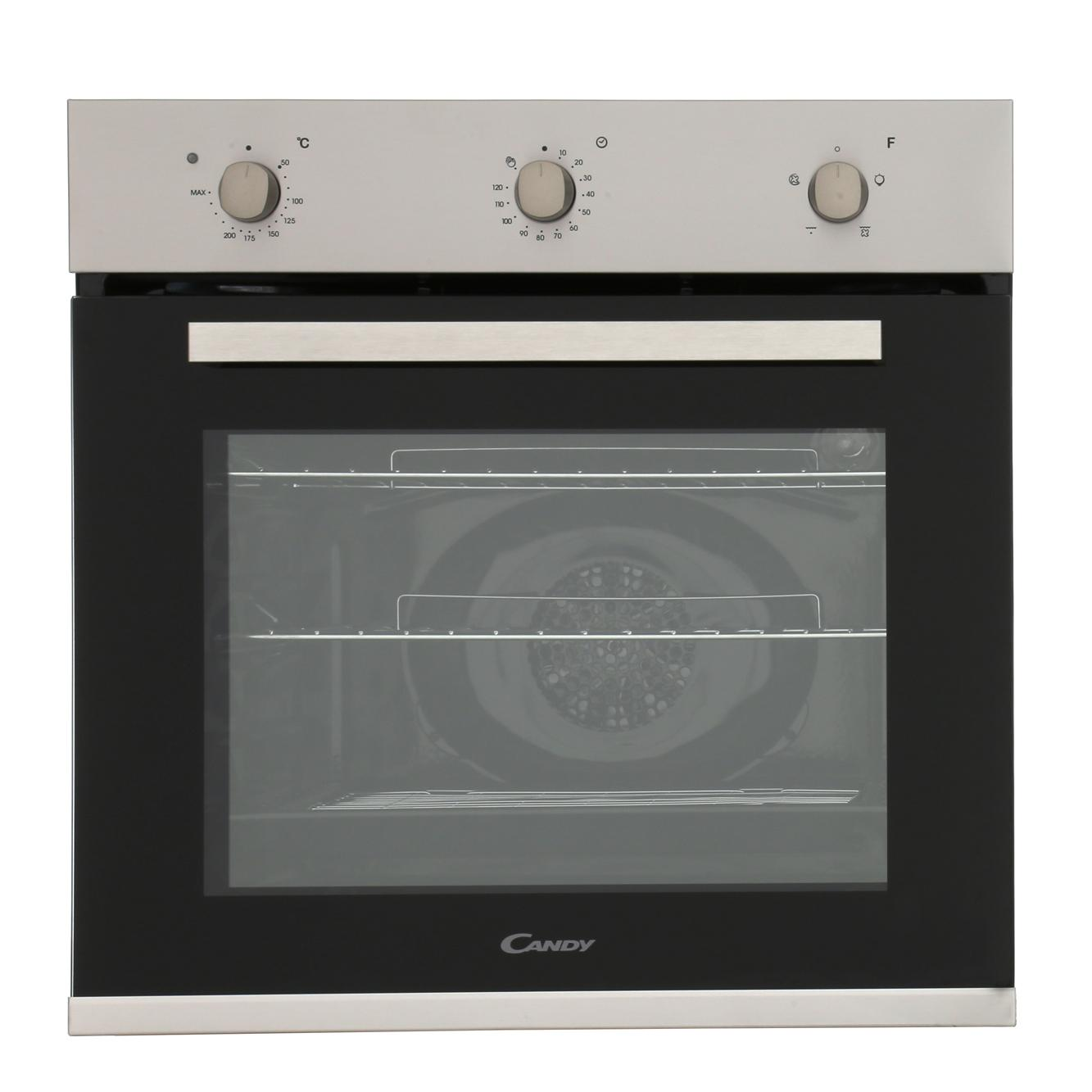 Candy FCP403X Single Built In Electric Oven