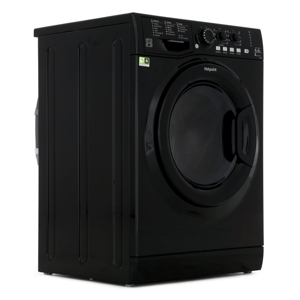 Buy Hotpoint Fdl9640k Washer Dryer Black Marks Electrical