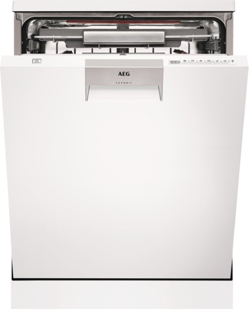 AEG FFE63806PW ComfortLift® Dishwasher