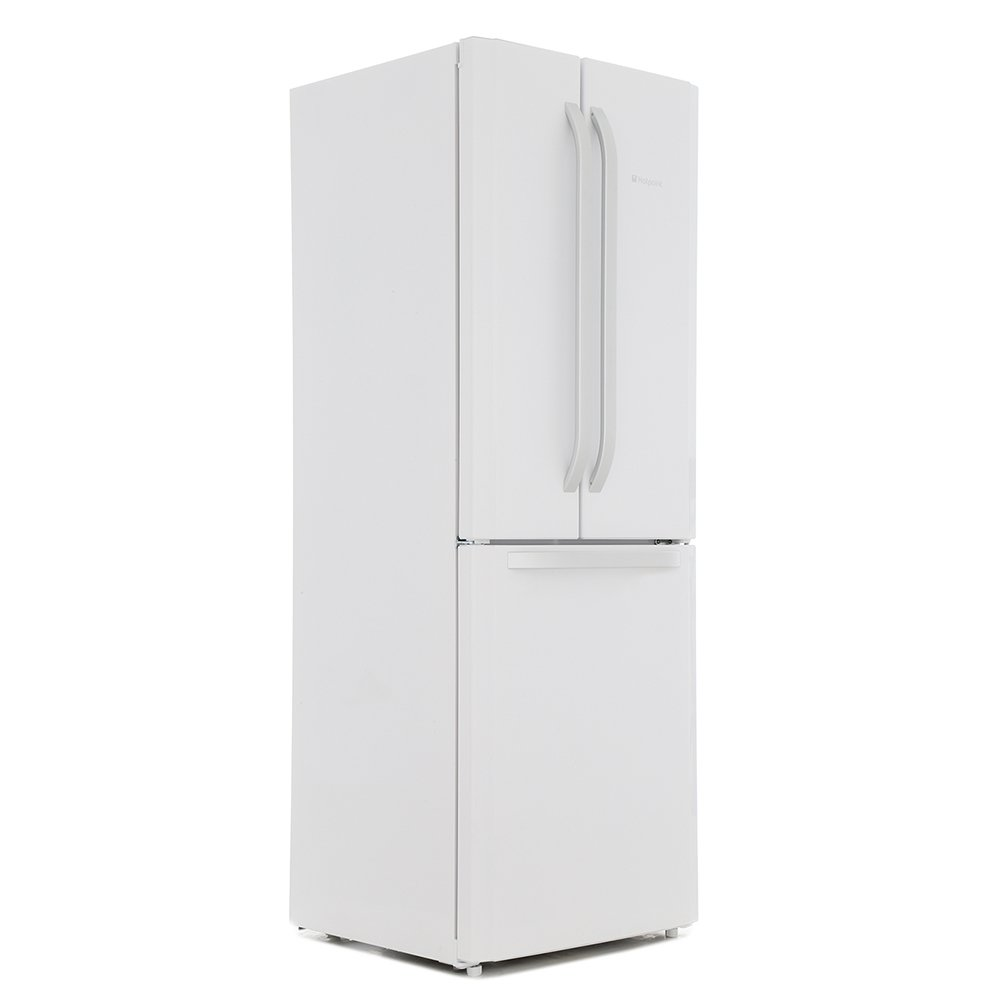Hotpoint FFU3DW American Fridge Freezer