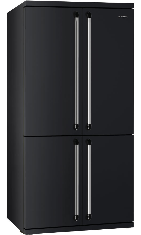 Buy Smeg Fq960n American Fridge Freezer Black Marks
