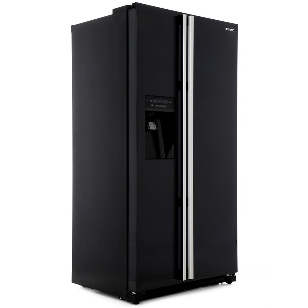 Daewoo FRAX22D3B American Fridge Freezer