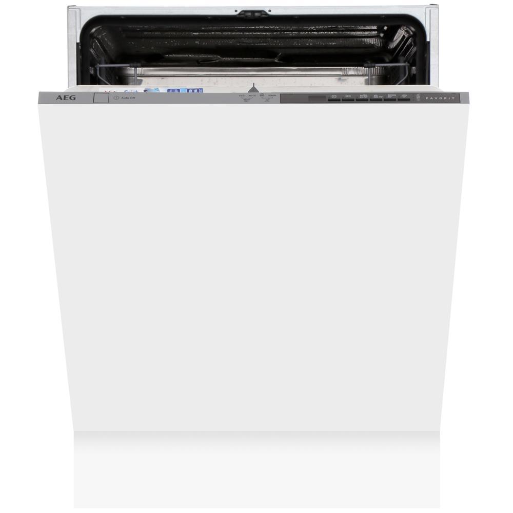 AEG FSB41600Z Built In Fully Integrated Dishwasher