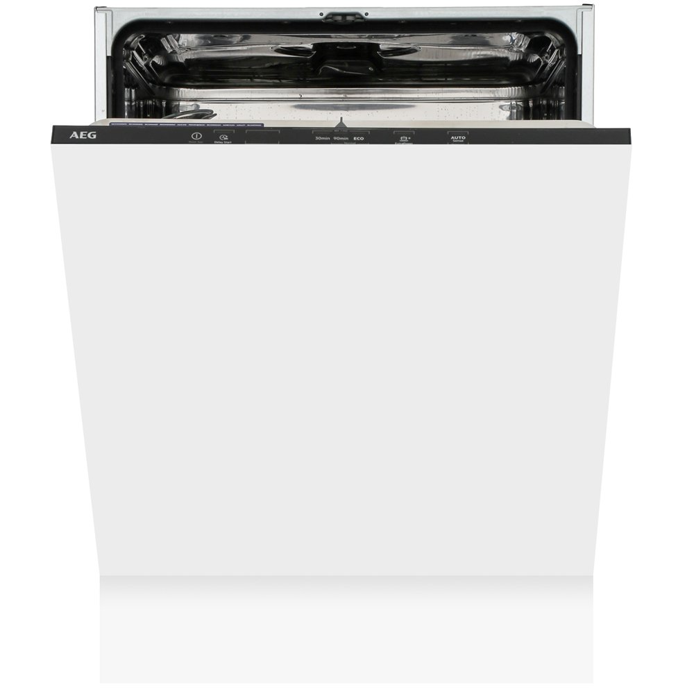 AEG FSB42607Z Built In Fully Integrated Dishwasher with AirDry Technology
