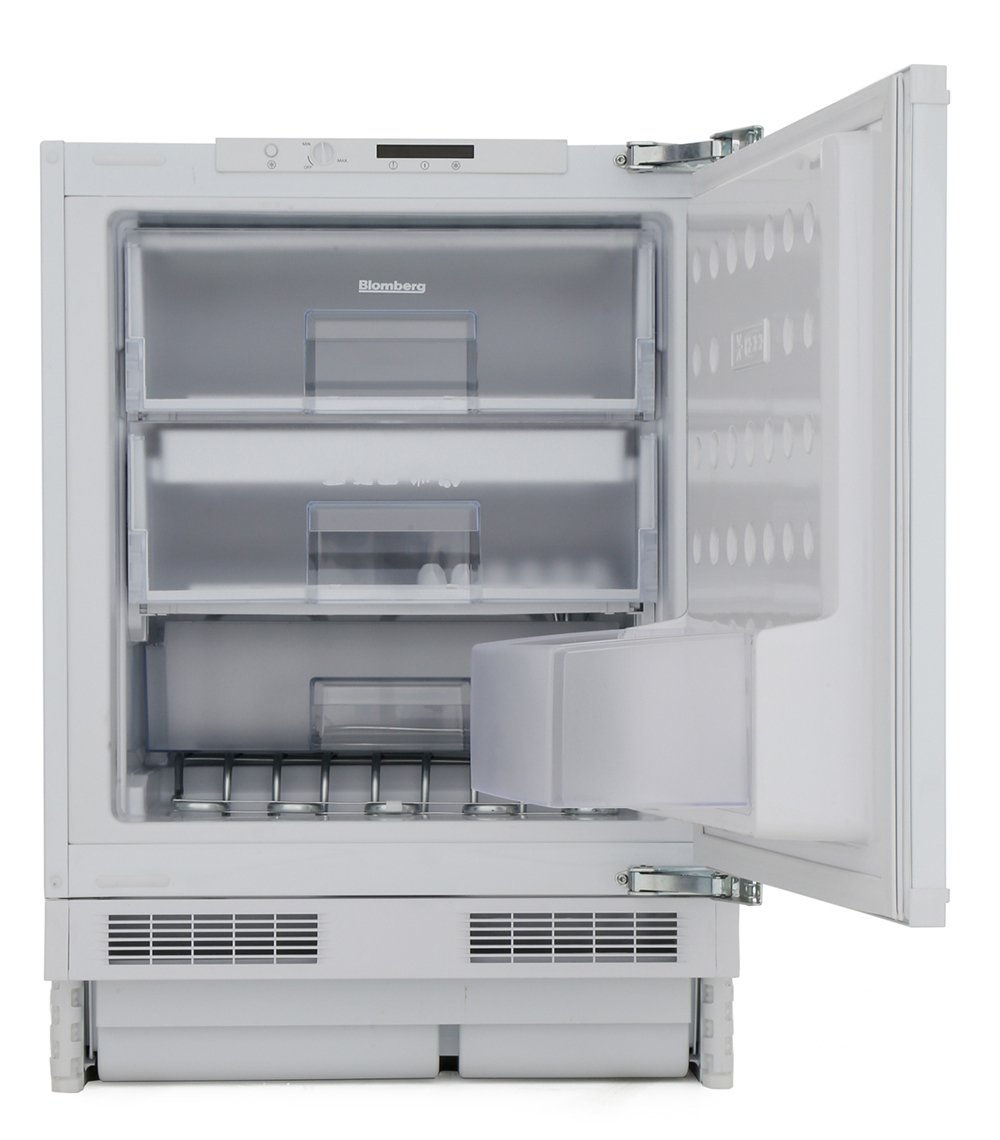 Blomberg FSE1630U Static Built Under Freezer
