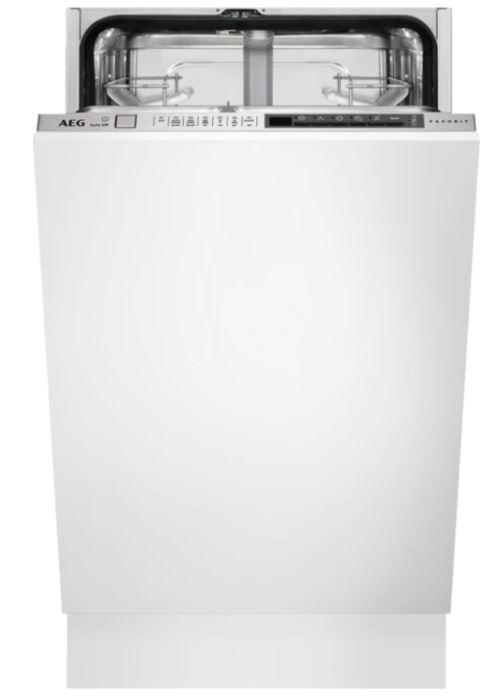 AEG FSK73400P Built In Fully Int. Slimline Dishwasher