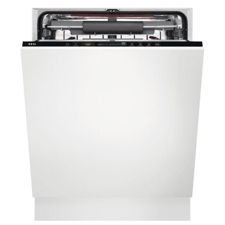AEG FSS62737P Built In Fully Integrated Dishwasher with AirDry Technology