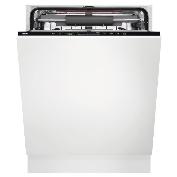 AEG FSS63707P Built In Fully Integrated Dishwasher with AirDry Technology