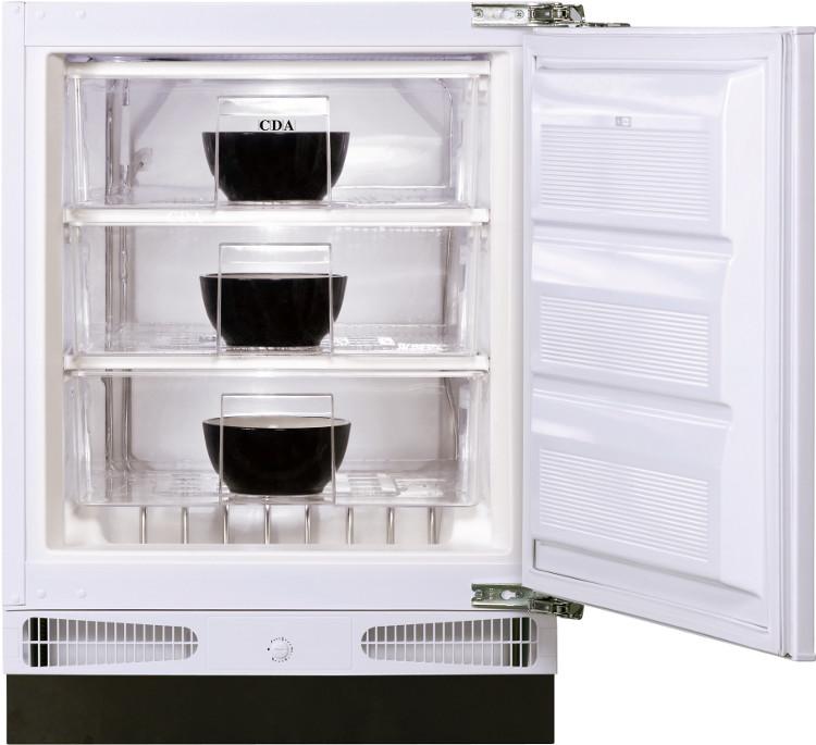 CDA FW283 Static Built Under Freezer
