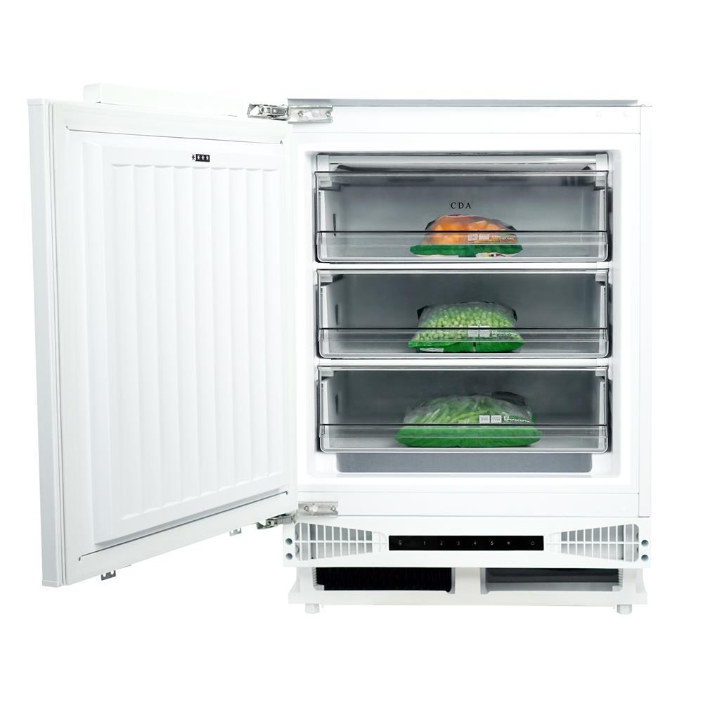 CDA FW284 Static Built Under Freezer