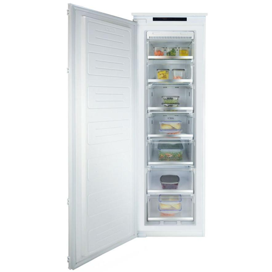 CDA FW882 Frost Free Built In Freezer