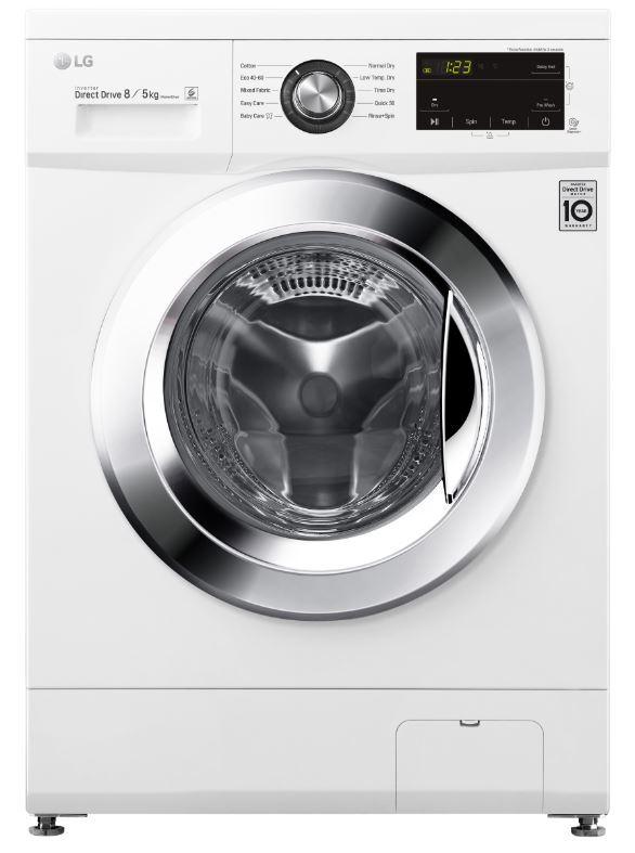 LG Direc Drive FWMT85WE Washer Dryer