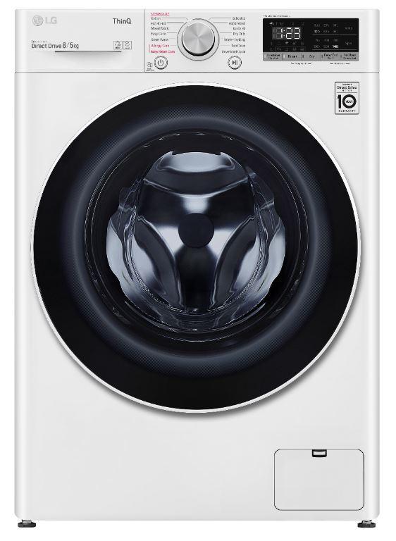 LG FWV585WSE Washer Dryer