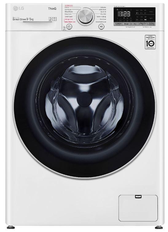 LG FWV595WSE Washer Dryer