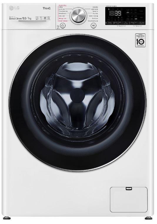 LG FWV917WTSE Washer Dryer