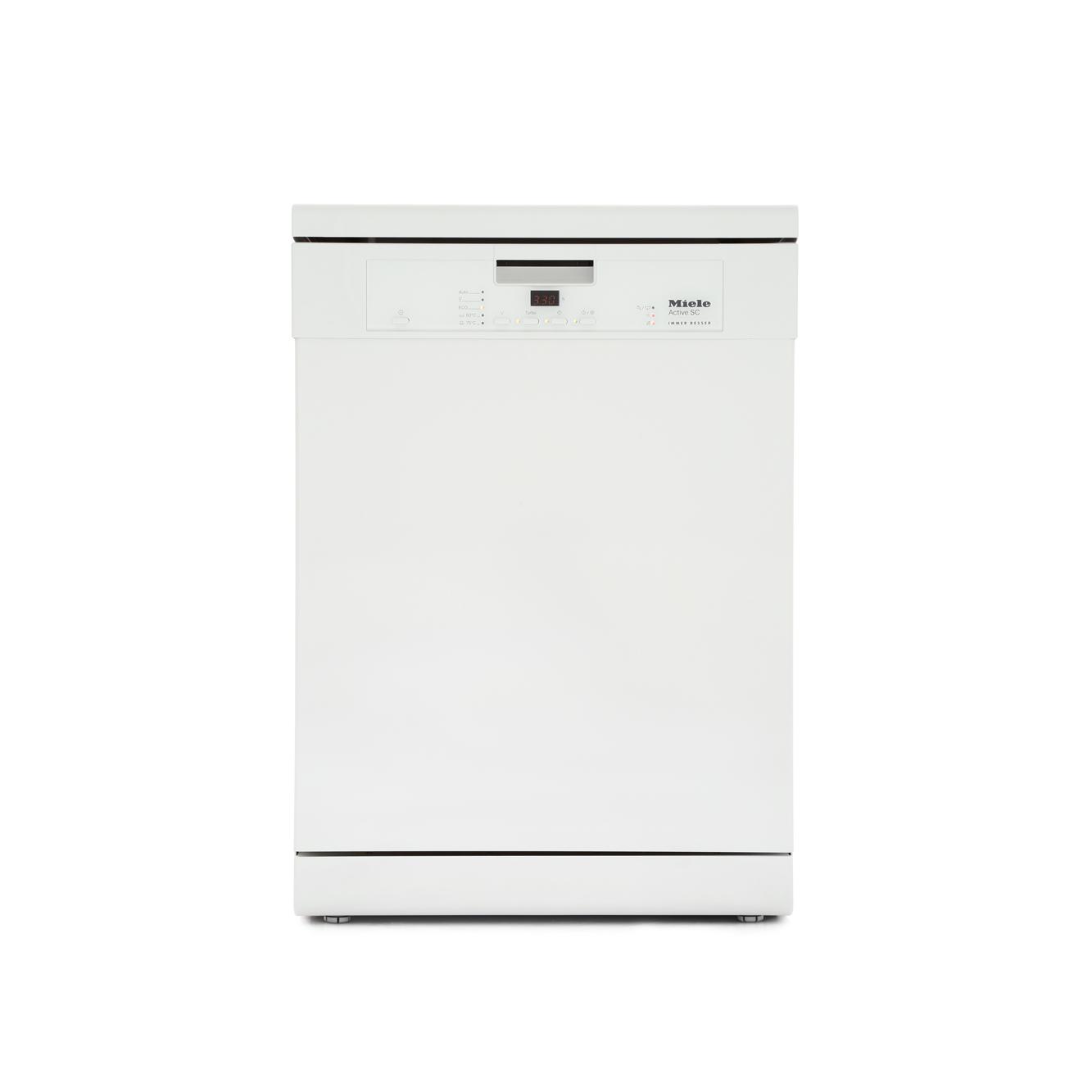 Miele G4203SC Brilliant White Dishwasher