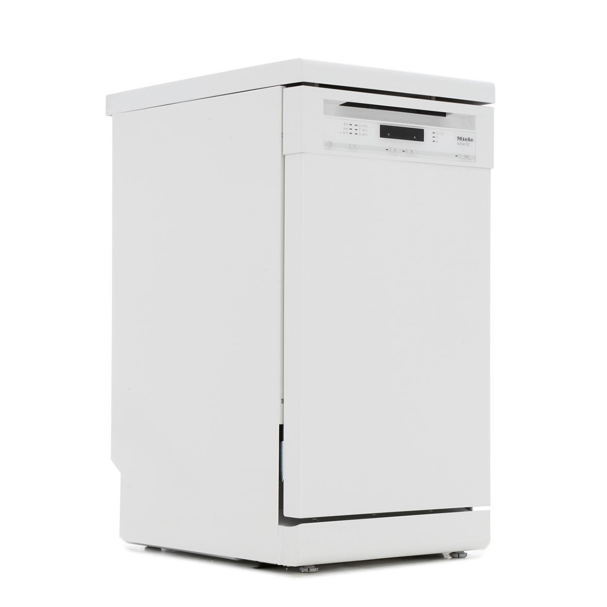 Miele G4620SC Brilliant White Slimline Dishwasher