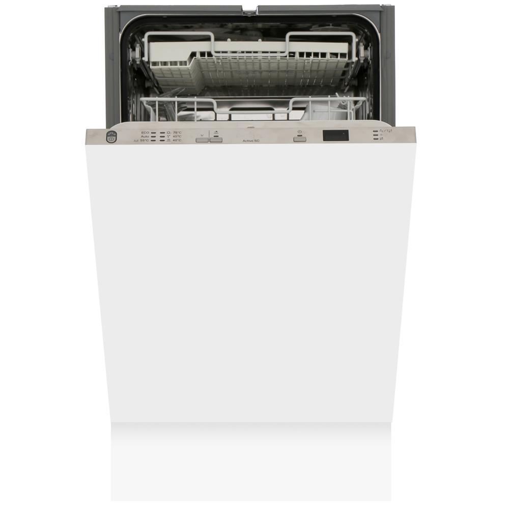 Miele G4680SCVi CleanSteal Built In Fully Int. Slimline Dishwasher