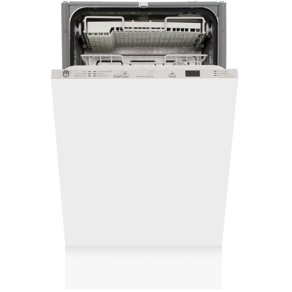 Miele G4782SCVi CleanSteel Built In Fully Int. Slimline Dishwasher