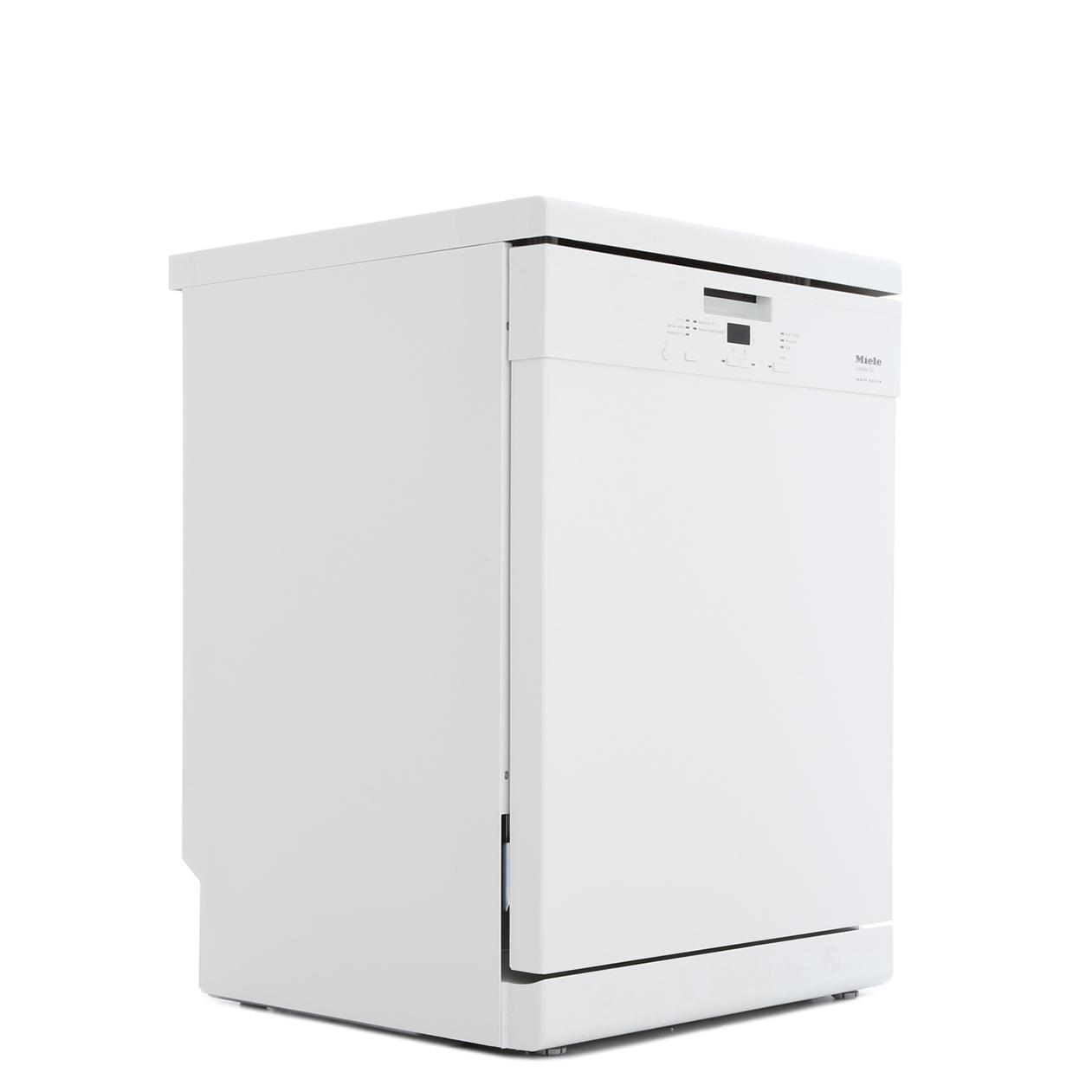 Miele G4940SC Jubilee White Dishwasher