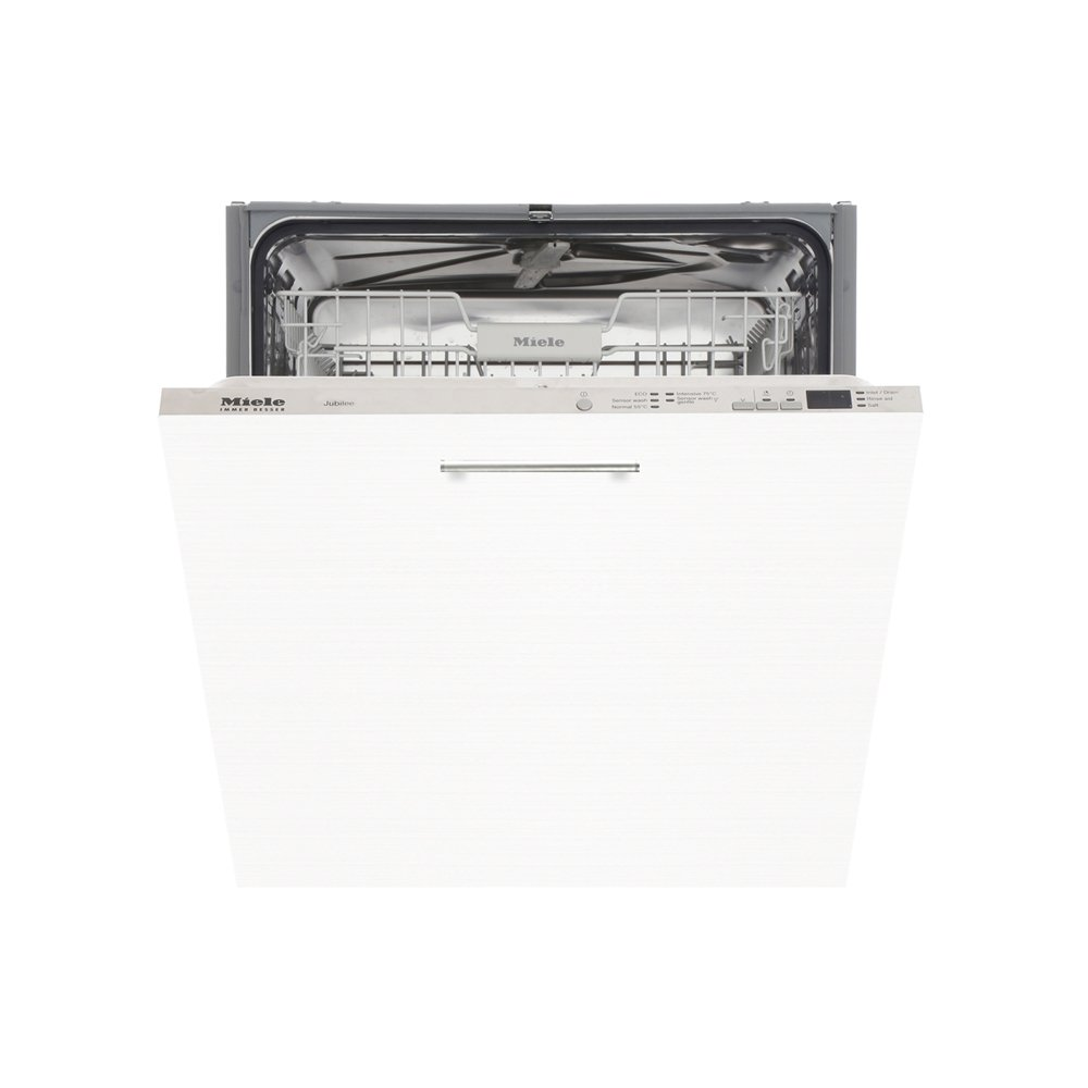 Miele G4990Vi Jubilee CleanSteel Built In Fully Integrated Dishwasher