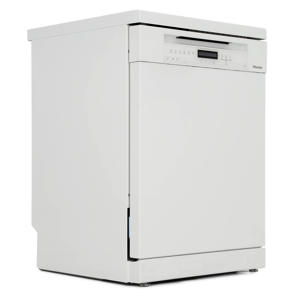 Miele G7312 SC AutoDos White Dishwasher