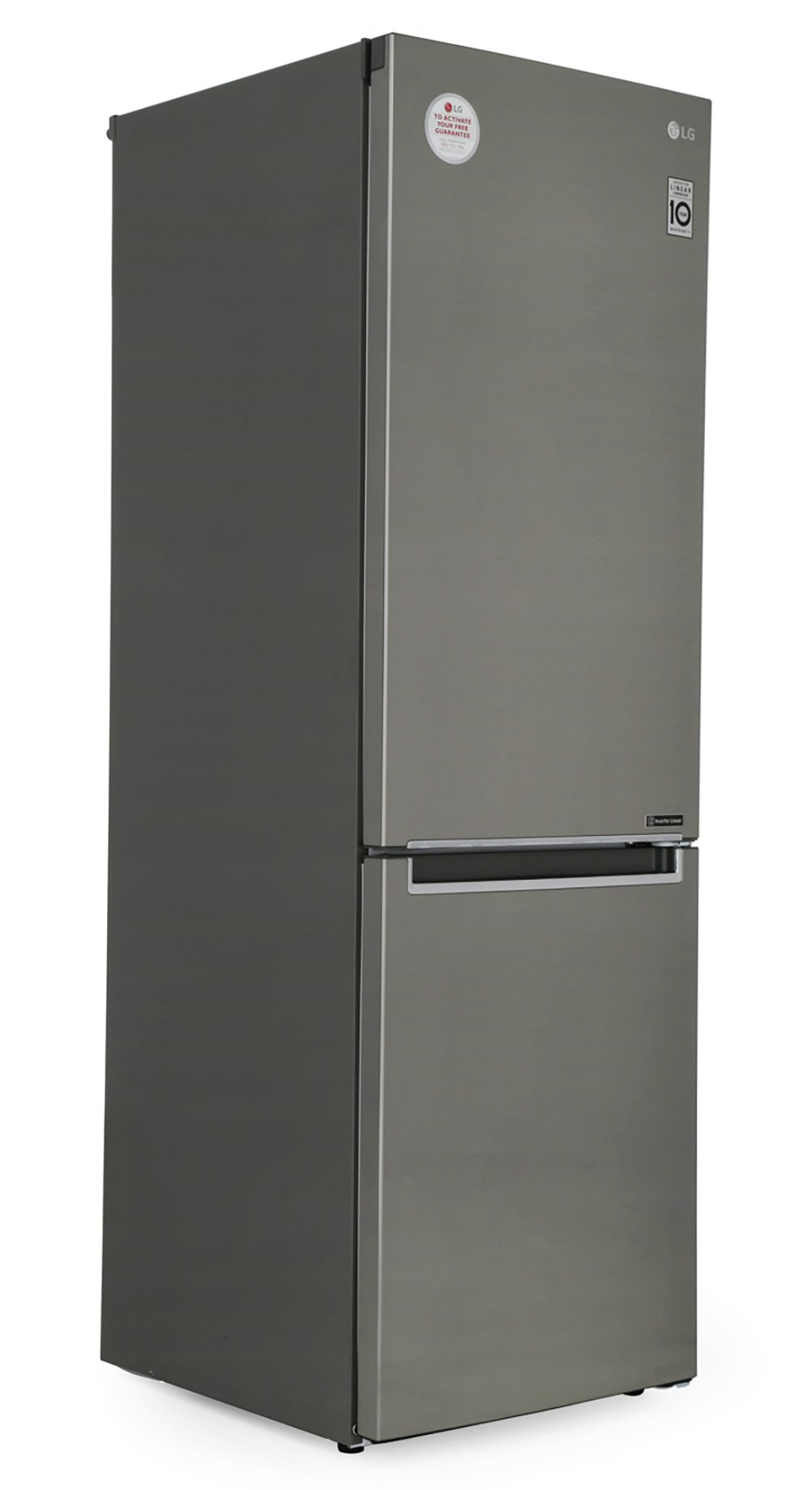 LG GBB61PZJZN Frost Free Fridge Freezer