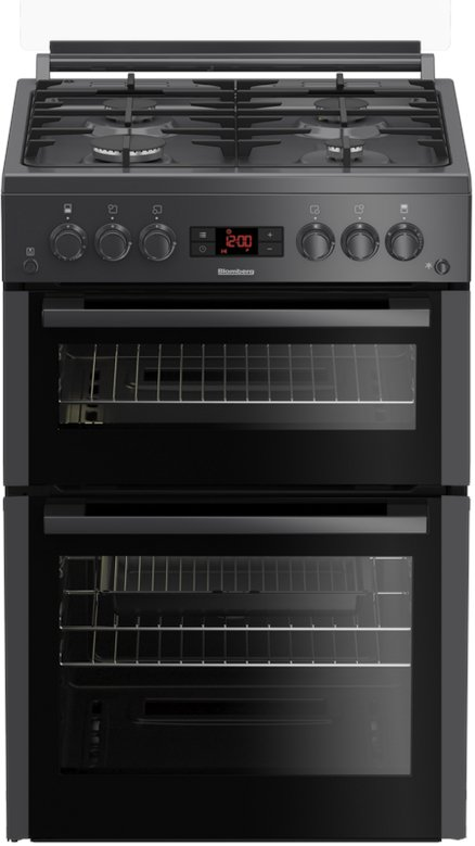Blomberg GGN65N Gas Cooker with Double Oven