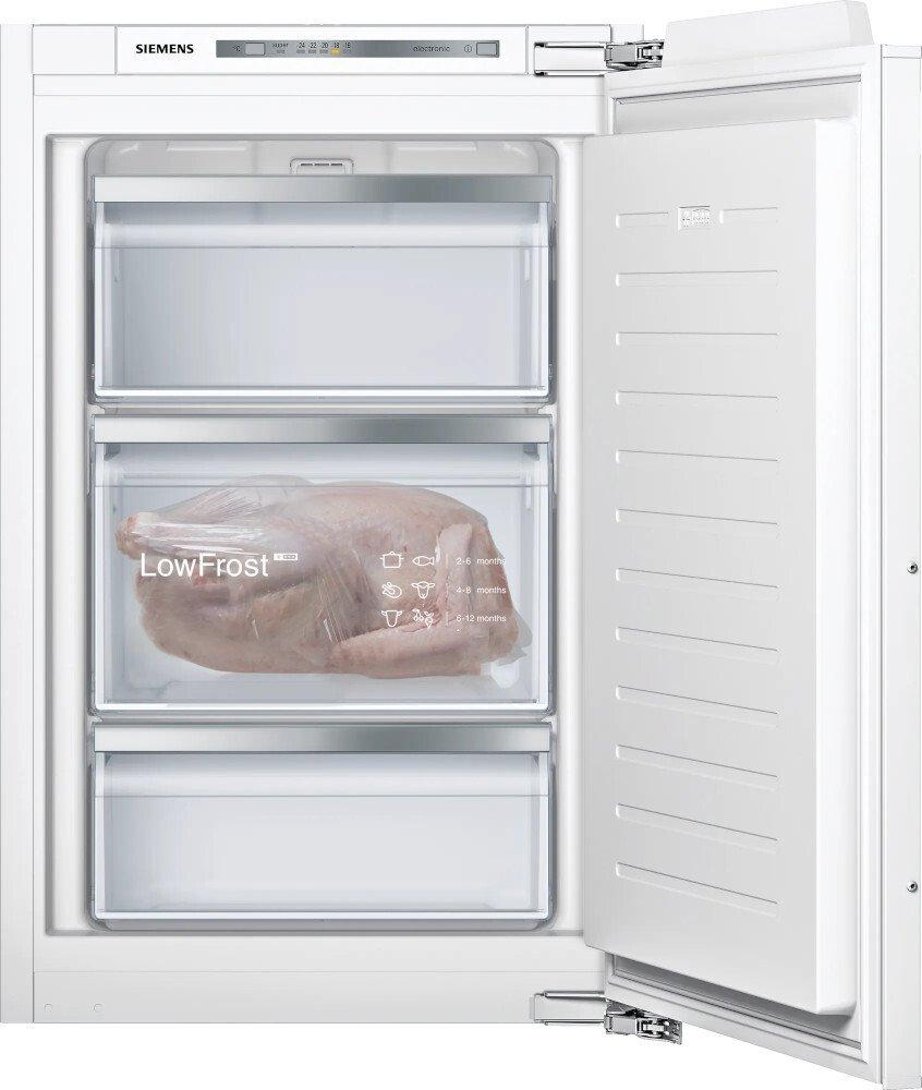 Siemens iQ500 GI21VAFE0 Low Frost Built In Freezer