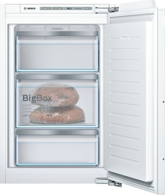 Bosch Serie 6 GIV21AFE0 Low Frost Built In Freezer