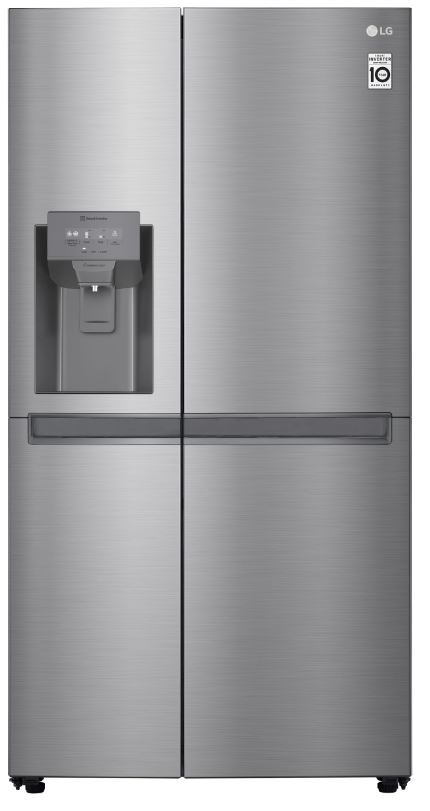LG GSL480PZXV American Fridge Freezer