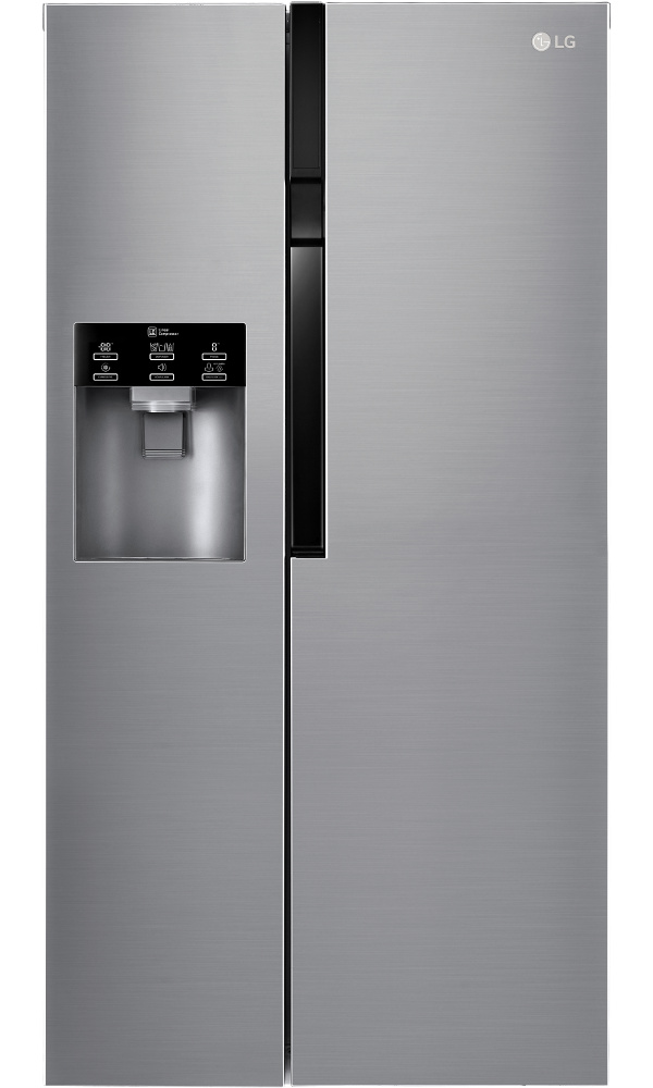 Buy Lg Gsl561pzuz American Fridge Freezer Stainless