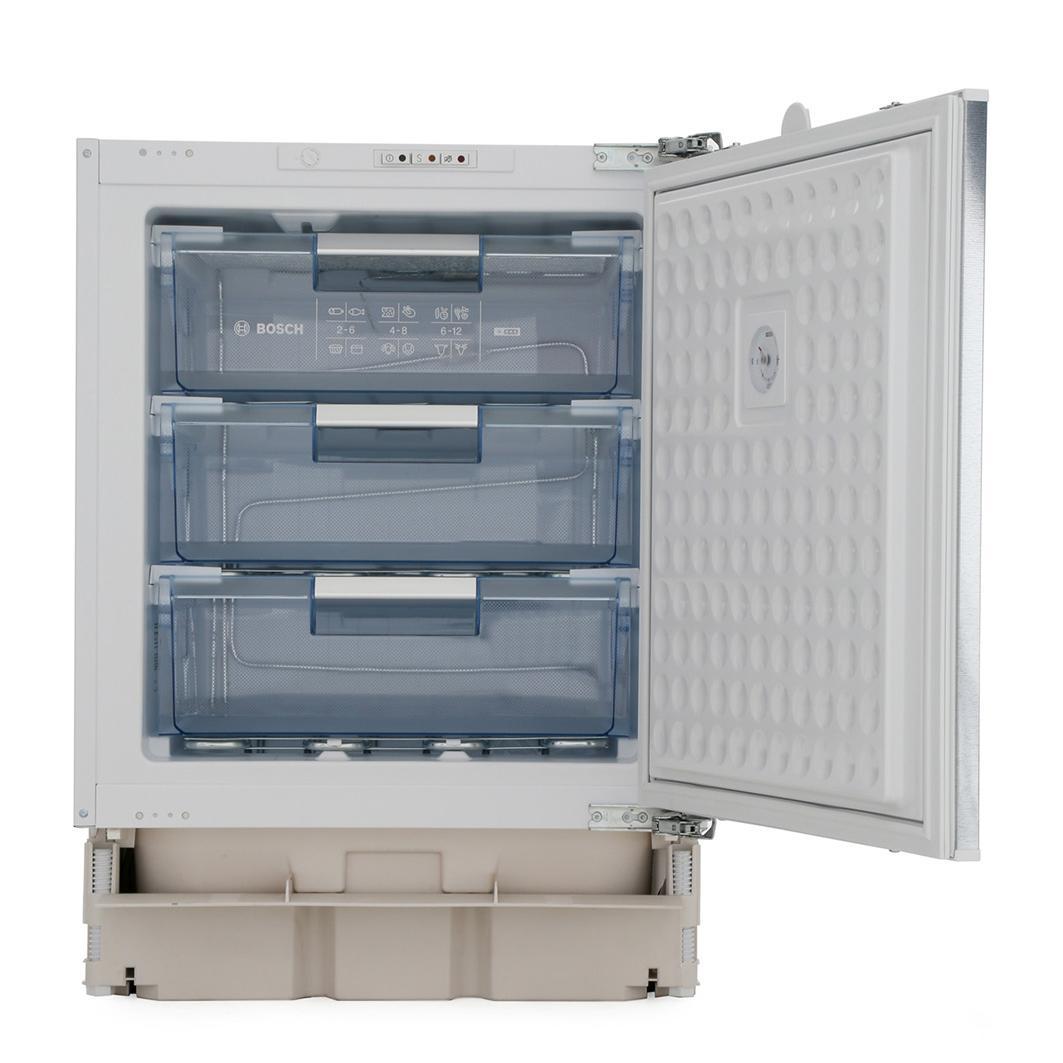 Bosch Serie 6 GUD15A50GB Static Built Under Freezer