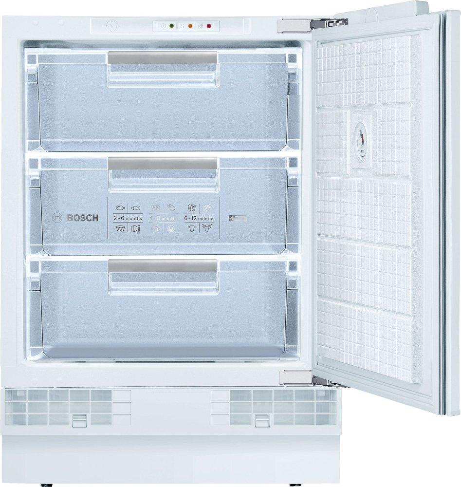 Bosch Serie 6 GUD15AFF0G Static Built Under Freezer