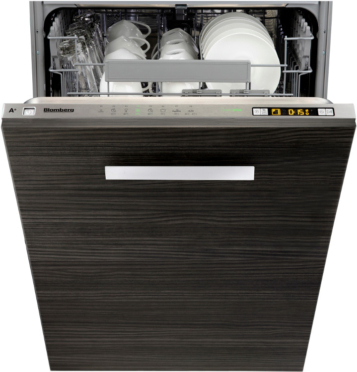 buy blomberg gvn9483e built in fully integrated dishwasher rh markselectrical co uk Blomberg Appliances Blomberg Dishwasher Parts