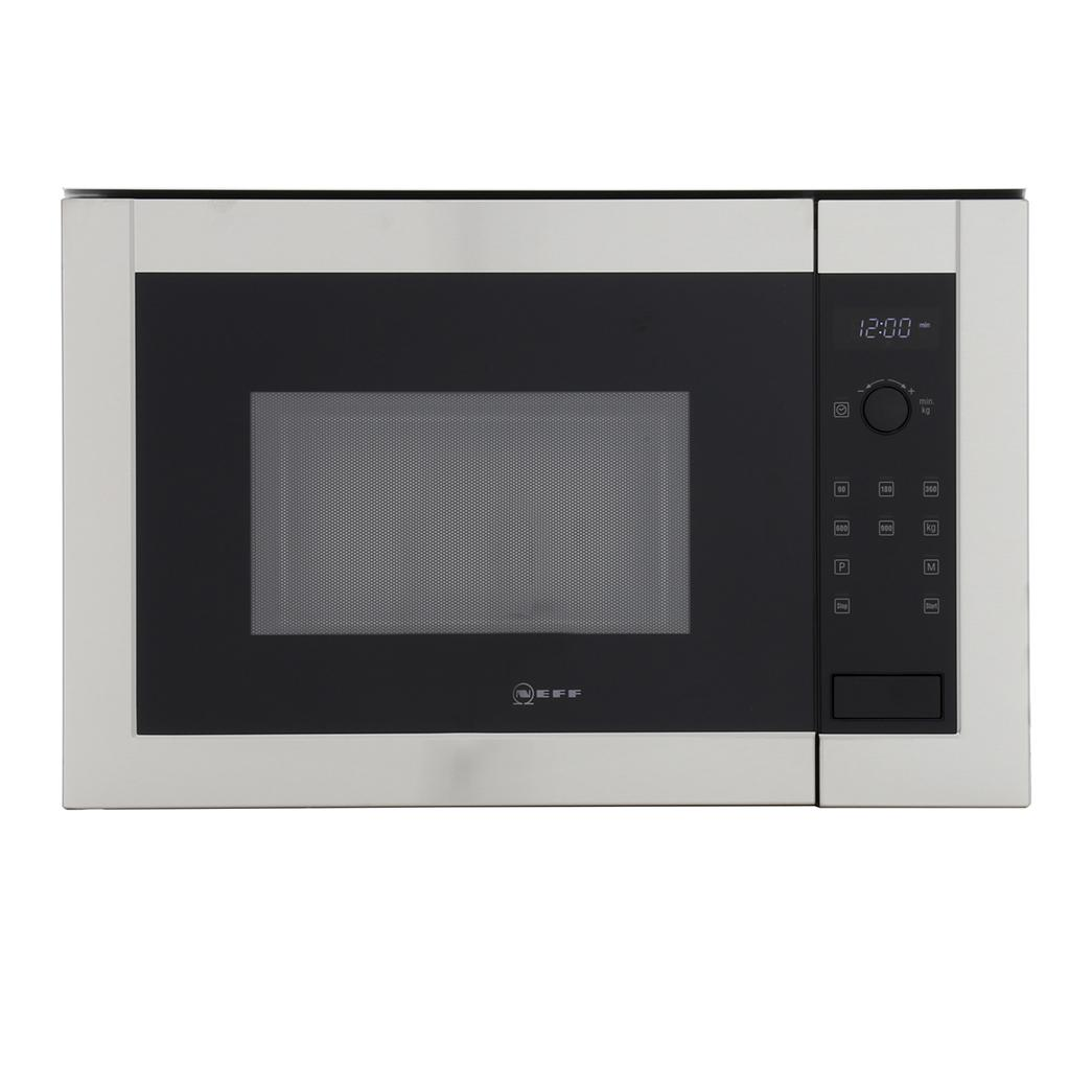 Neff Microwave Oven Instructions: Buy Neff H12WE60N0G Built In Microwave