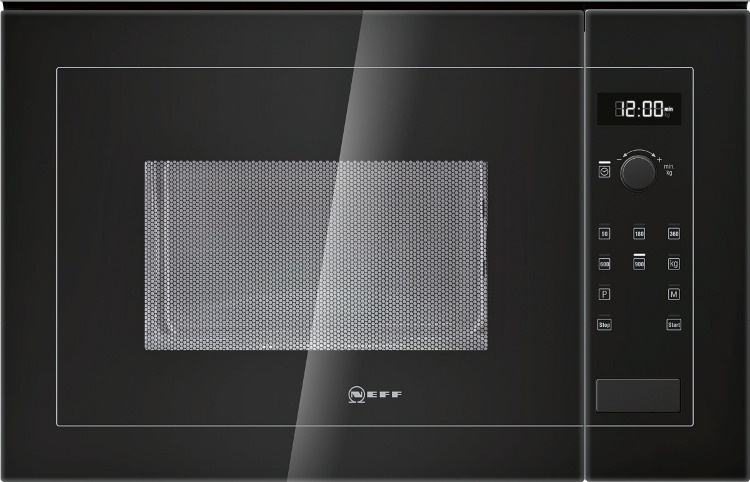 Neff H12WE60S0G Built In Microwave