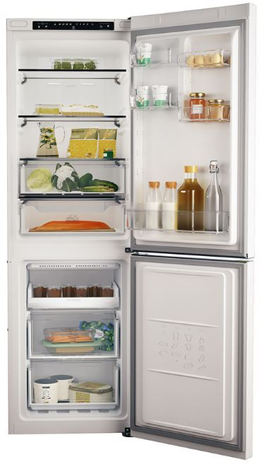 Hotpoint H3T811IW1 Frost Free Fridge Freezer